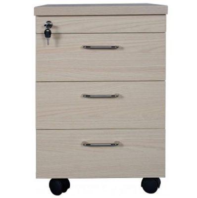 hộc tủ di động 3 ngăn